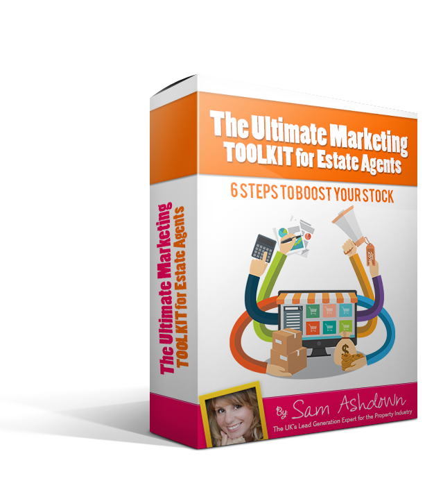 The Ultimate Marketing TOOLKIT for Estate Agents - webinar promo