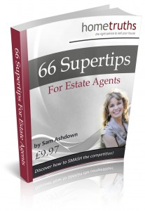 66 Supertips to help estate agents win more instructions