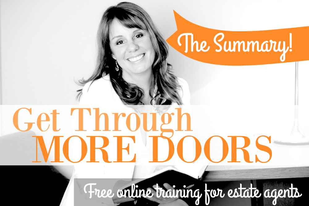 Get Through More Doors - the 10 Minute Summary 2016